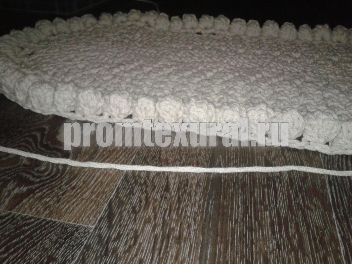 Хлопчатобумажный шнур для вязания ковров 22