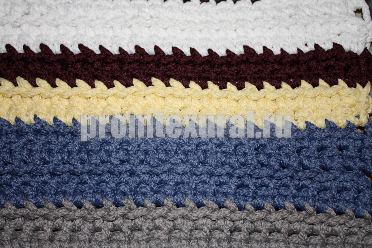 Полиэфирные шнуры для вязания 411