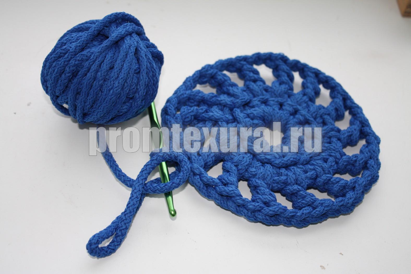 Полиэфирные шнуры для вязания 643