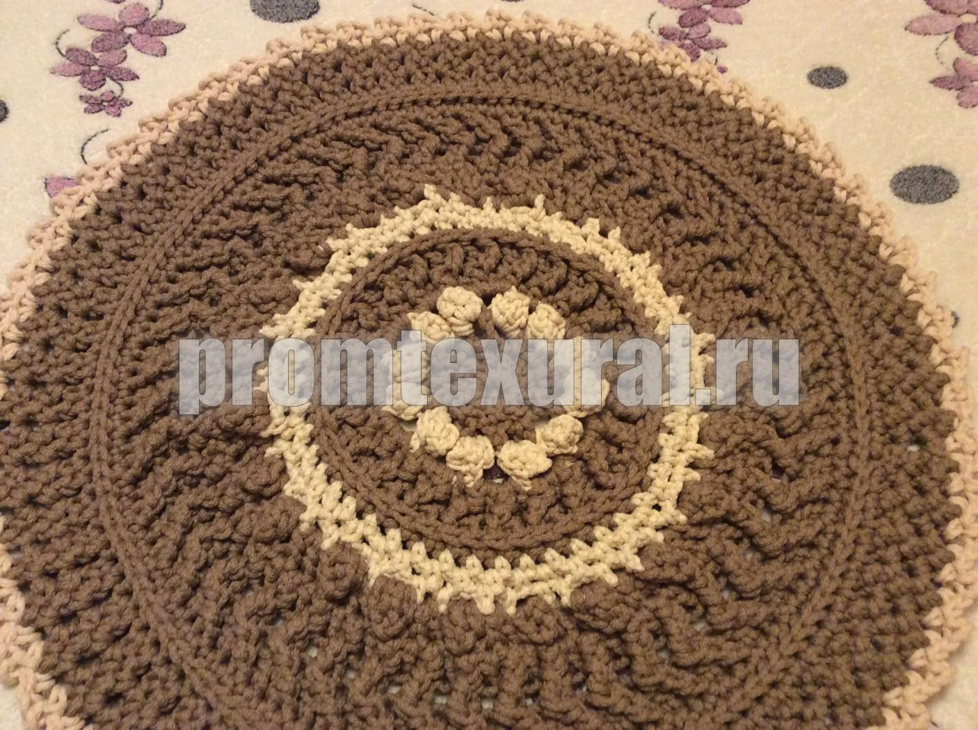 Шнур для вязания ковров крючком 565