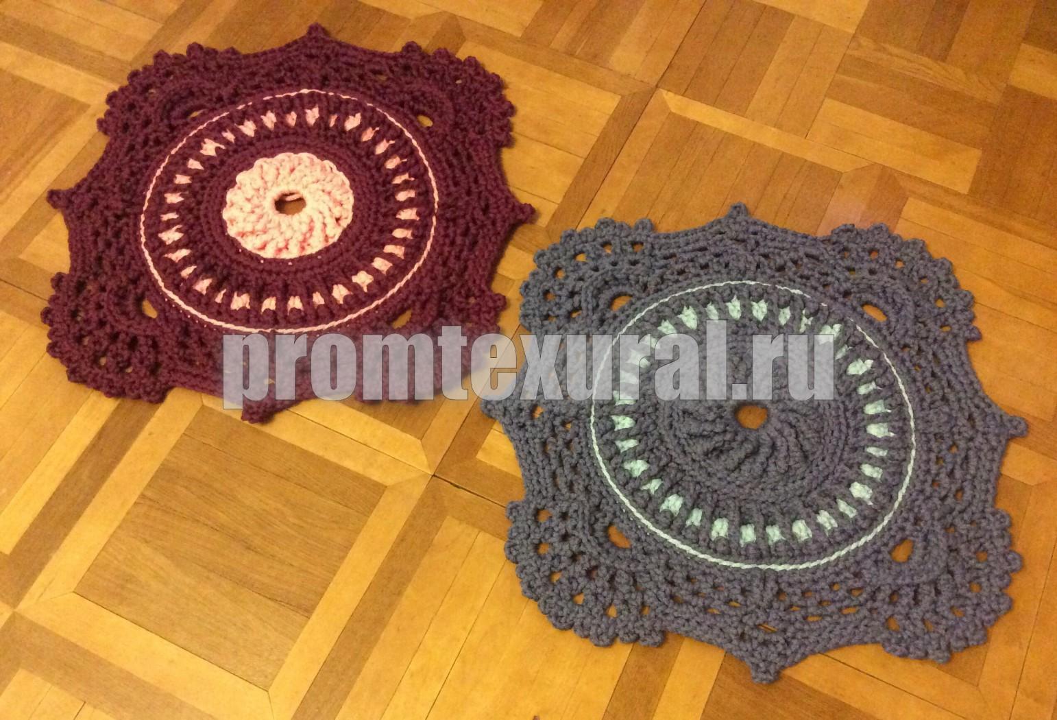 Шнур для вязания ковров крючком 885