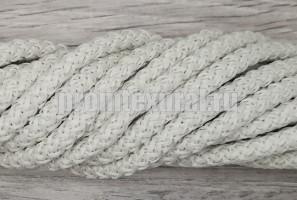 шнур для вязания ковра 5мм полиэфирный с сердечником шнуры для