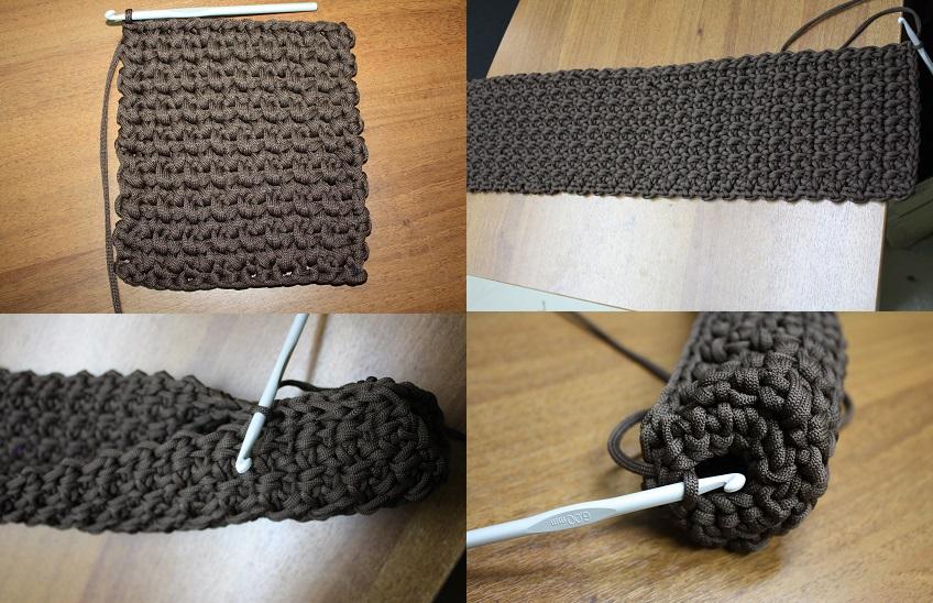 Шнур для вязания сумок 27