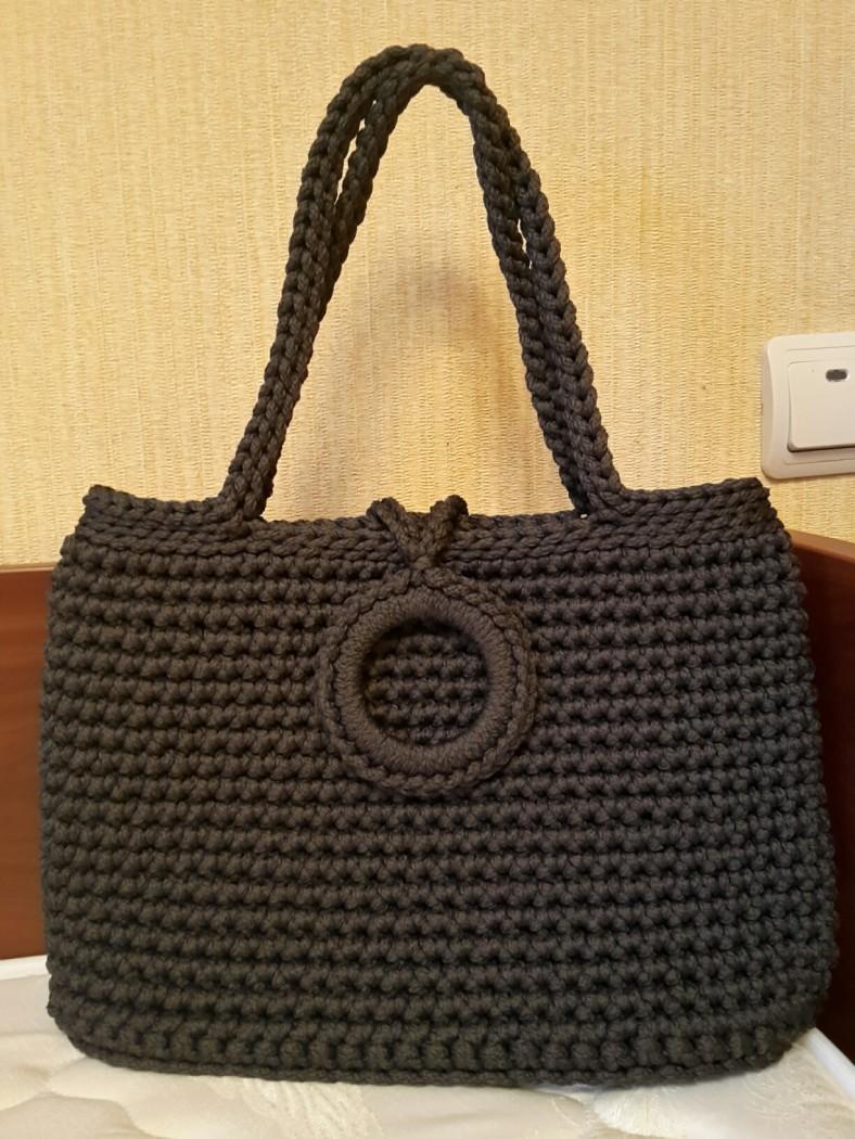 Шнур для вязания сумок 59