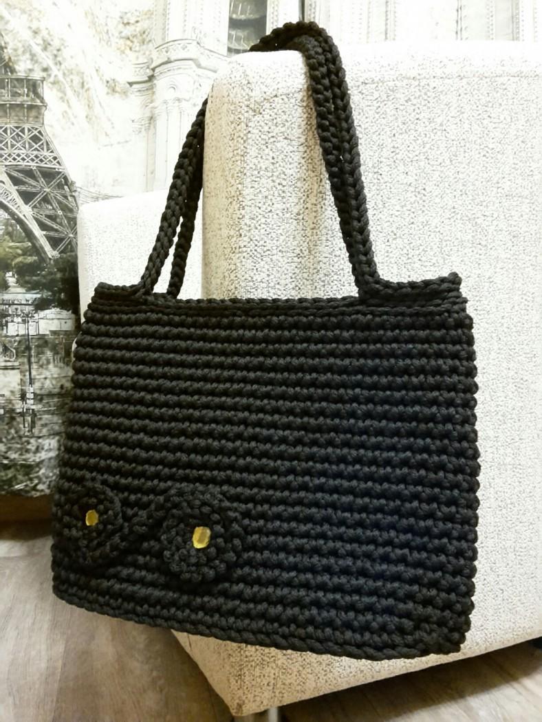 Шнур для вязания сумки 276
