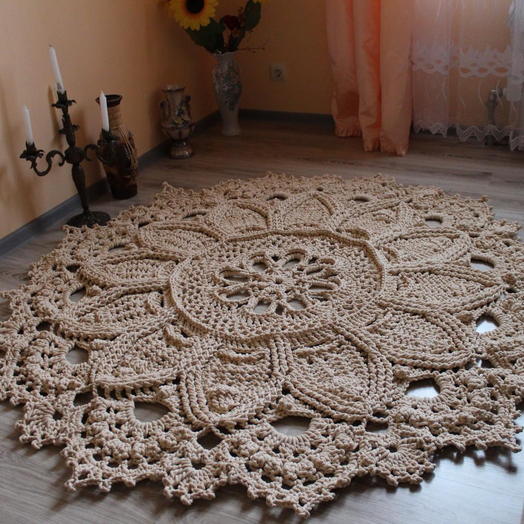 Шнур для вязания ковров крючком 363