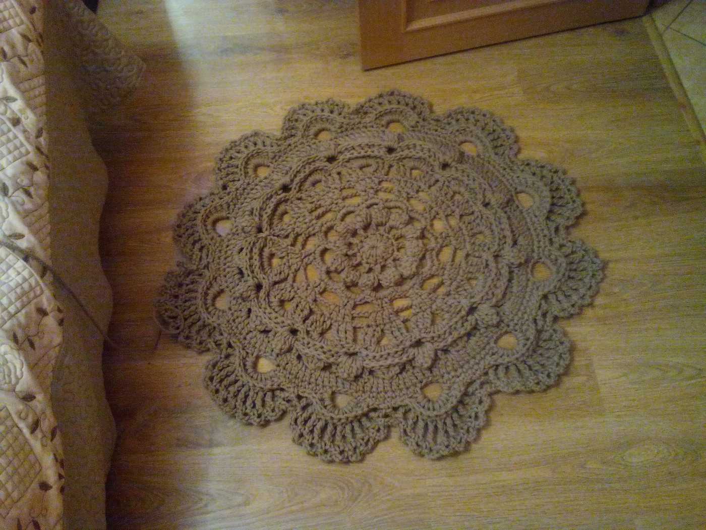 Шнур для вязания ковров крючком 826