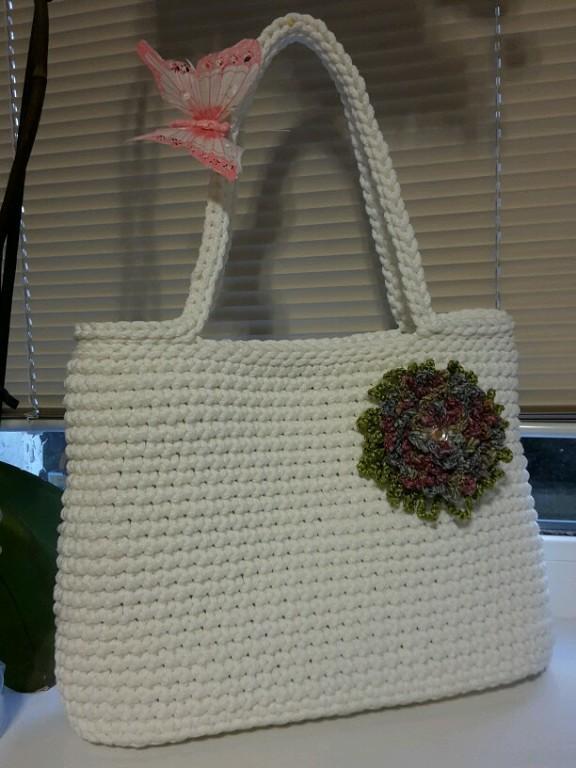 Шнур для вязания сумки 995