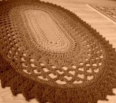 фотоальбом изделий из шнура производства промтекс ковры из шнура